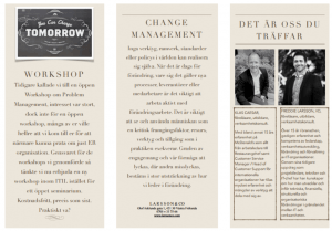 Change Management ITIL på riktigt